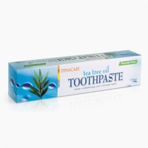 TEA TREE OIL TOOTHPASTE