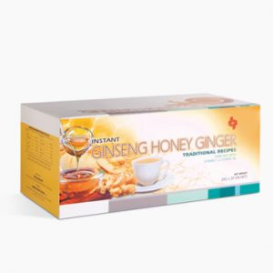 GINSENG HONEY GINGER