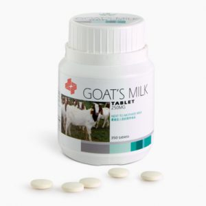GOAT'S MILK TABLET