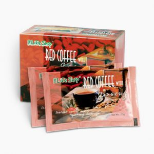 RED COFFEE WITH GINSENG